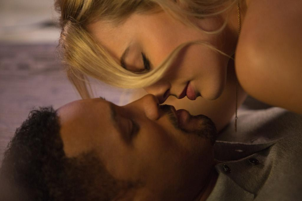Will Smith and Margot Robbie star in the film