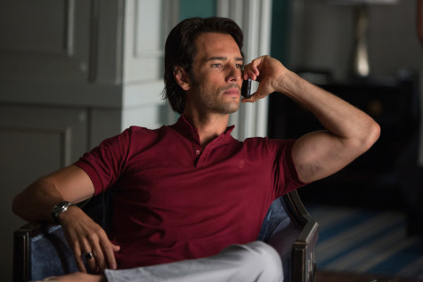 "Rodrigo Santoro stars in the film ""Focus."""