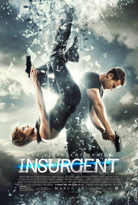'Insurgent' Kicks Off With $54 Million