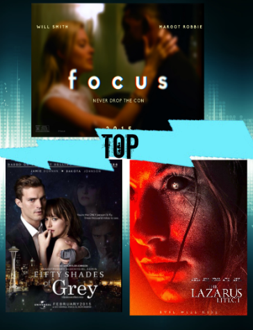 'Focus' Is Expected To Top 'Fifty Shades of Grey,' 'Lazarus Effect'