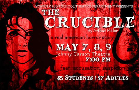 "Norfolk Senior High Presents ""The Crucible"""