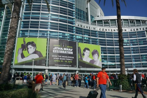 At 'Star Wars' Convention, 60,000 Celebrate Everything From Luke To Lord Vader