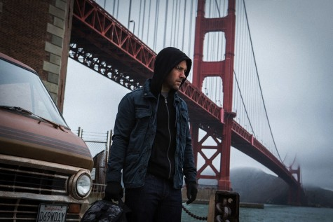 "Paul Rudd stars as Scott Lang/Ant-Man in Marvel's ""Ant-Man."""
