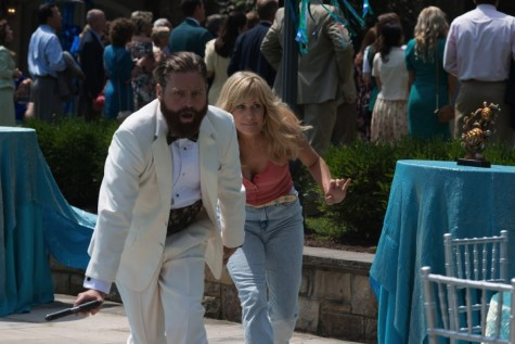 "Zach Galifianakis and Kristen Wiig are part of the funny cast of ""Masterminds,"" which comes out Aug. 7."
