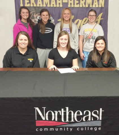 Northeast Tabs First Softball Signee