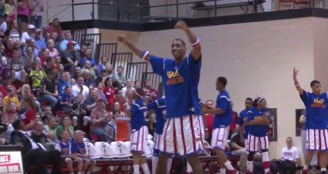 Harlem Globetrotters Come to Northeast