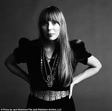 Joni Mitchell 'Doing Fine' After Fainting, Is Still In Hospital
