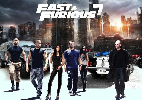 Furious 7' Breaks Box-Office Records With $143.6 Million Opening