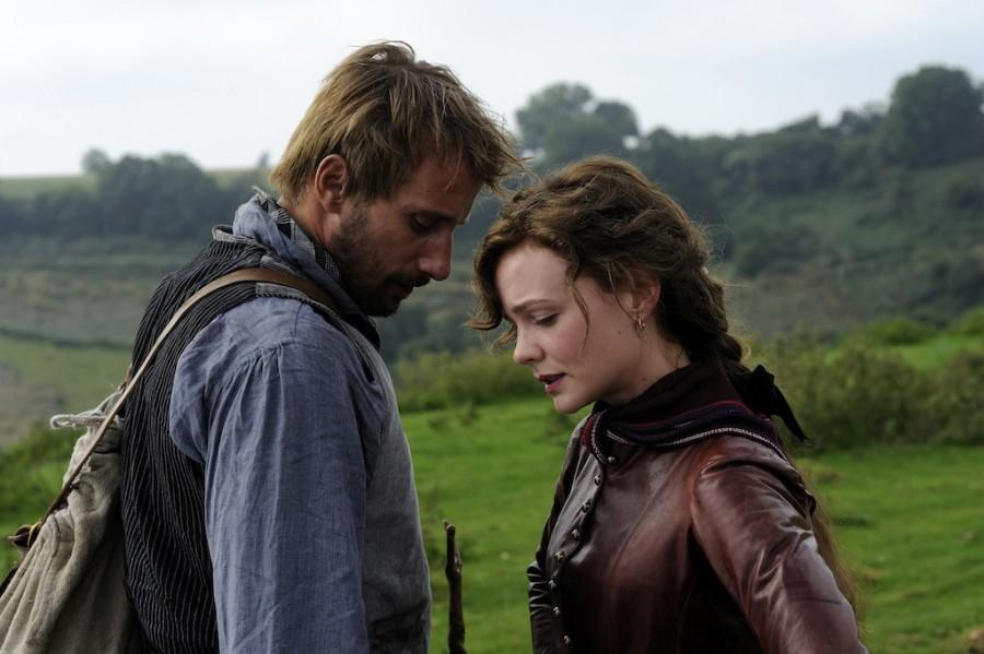Matthias+Schoenaerts+as+Gabriel+Oak+and+Carey+Mulligan+as+%22Bathsheba+Everdeen%22+in+%22Far+From+the+Madding+Crowd.%22+%28Photo+courtesy+Fox+Searchlight+Pictures%2FTNS%29