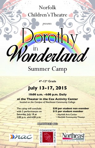 Nofolk Children's Theatre Summer Camp