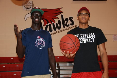 Hawks Basketball Players Headed To Division I Universities In California