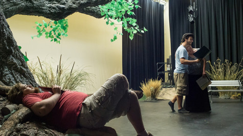 Northeast Midsummer Nights Dream Rehearsal