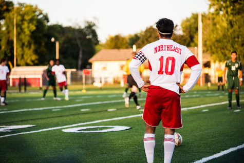 Northeast's Men's soccer Season comes to an end