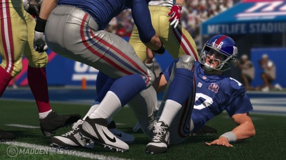'Madden NFL 16' Review: Roughing The Passer