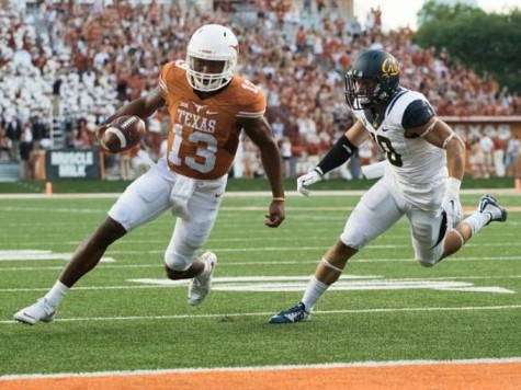Heard Gives Texas Reason For Hope Heading Into Big 12 Play
