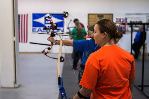 Northeast archery team finishes fourth at national tournament