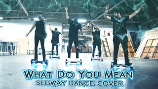 This segway dance will change everything!