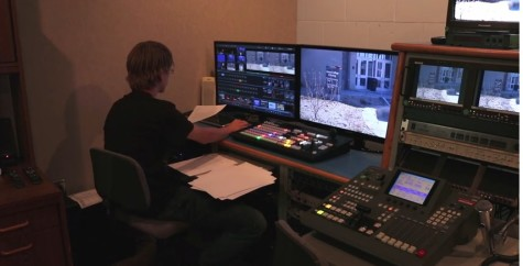 Broadcasting students learn by doing at Northeast Community College