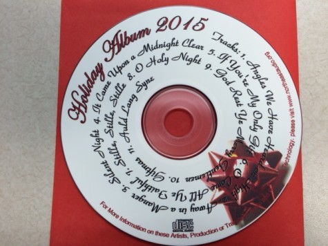 Northeast Audio Department Holiday CD Now Available!