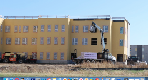 New Northeast dorms and cafeteria opening Fall, 2016