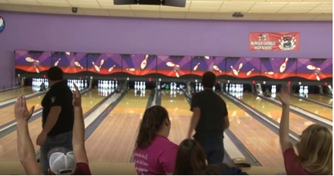 Northeast's Wacky Wednesday event- Extreme Bowling
