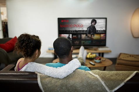 As more and more people opt for streaming services instead of pay-TV subscriptions, big media companies are eyeing ways to tap into the large and potentially lucrative market. (Photo courtesy Netflix/TNS)