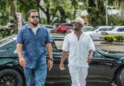 Take a ride with Kevin Hart and Ice Cube