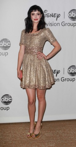 Krysten Ritter attends the Disney ABC Television Group's 2012 Summer Press Tour All-Star Cocktail Reception held at Beverly Hills, July 27, 2012. (Gimini/Abaca Press/MCT)