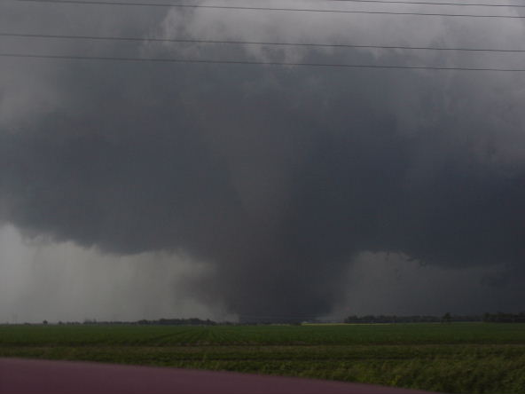 Aurora, Nebraska tornado of 2009.