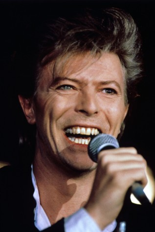 David Bowie's 'Blackstar' is likely to hit No. 1