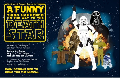 Northeast Players present Star Wars musical