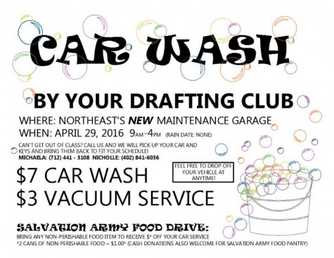 Drafting Club Car Wash