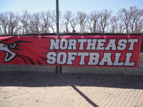 Northeast softball home opener postponed