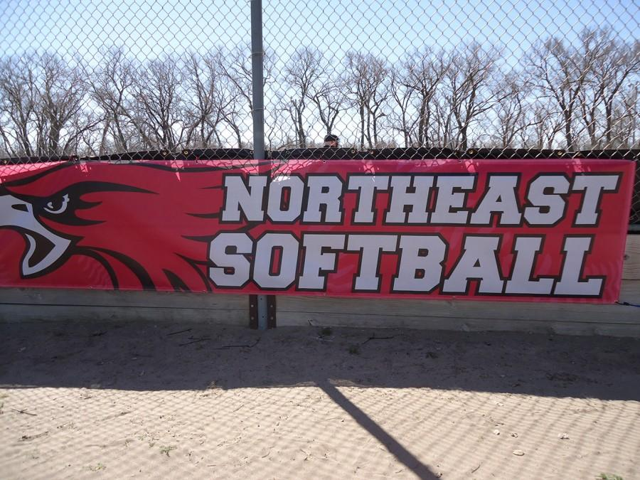 Northeast+softball+home+opener+postponed