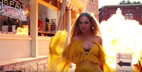 Beyonce Takes A Fierce Stance On 'Lemonade'