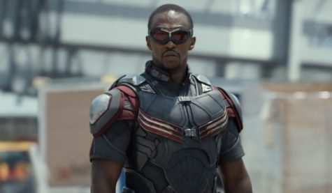 Anthony Mackie Flying High As Falcon In 'Captain America: Civil War'
