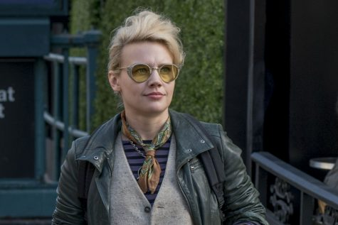 Harley Quinn vs. Holtzmann? The Ghostbuster emerges with smarts, grace
