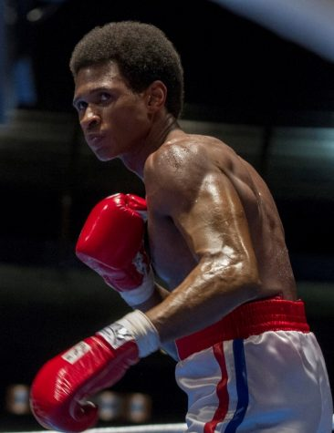 Q&A with Usher, on how he became Sugar Ray Leonard in boxing movie 'Hands of Stone'