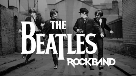 The Beatles: Rock Band, for Playstation 3, Xbox 360 and Wii, is $53.99 at Amazon.com. It includes 45 Beatles tunes.