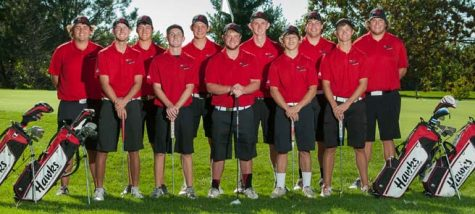 Hawks golf competes in two weekend tournaments
