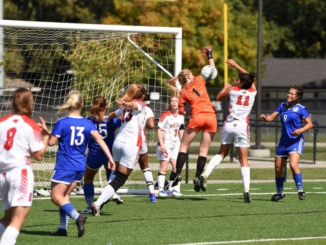 Northeast women's soccer holds Iowa Lakes to 2OT tie