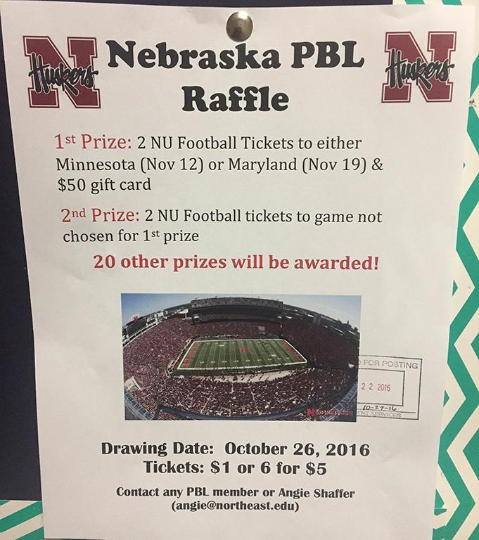 Phi+Beta+Lambda+has+Nebraska+Football+Raffle