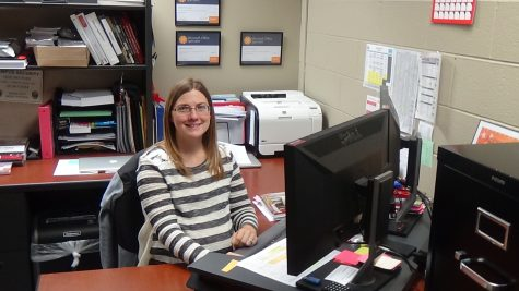 Business & Technology: Executive Assistant Melissa O'Connor