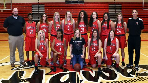 Hawks rout Hastings College, 117-56; Tuesday's game rescheduled