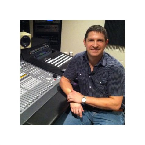 Media Arts: Audio Recording Instructor Anthony Beardslee