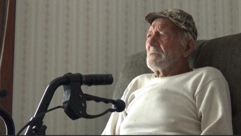 Norfolk Resident and World War II veteran Leo Munsen