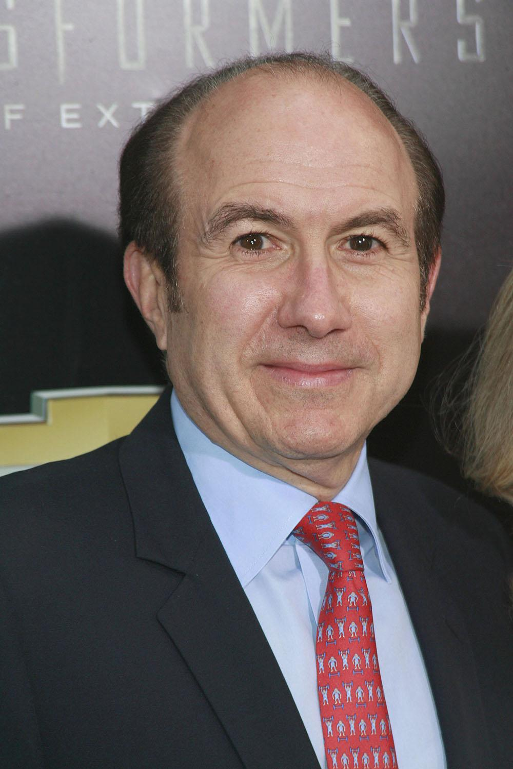 "Philippe Dauman is photographed on June 25, 2014 at the premiere for ""Transformers: Age of Extinction"" in New York. (Sylvain Gaboury/Patrick McMullan/Sipa USA/TNS)"