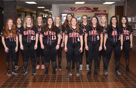 Northeast softball falls to Western Nebraska, 11-4 and 15-4