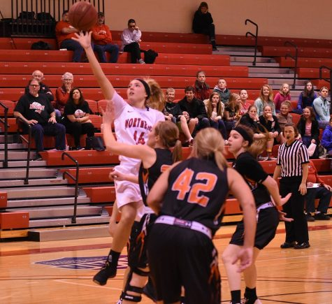 Northeast women's basketball falls to Iowa Western in narrow loss