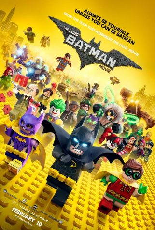 Tough 'Lego Batman' kicks through 'Wall' at box office